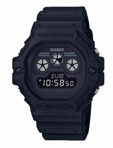 G-SHOCK DW-5900BB-1E