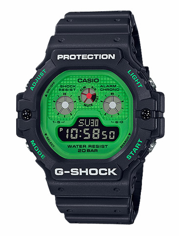 G-SHOCK DW-5900RS-1E