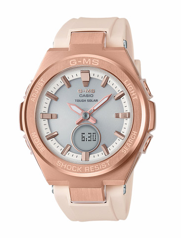 Baby-G MSG-S200G-4A
