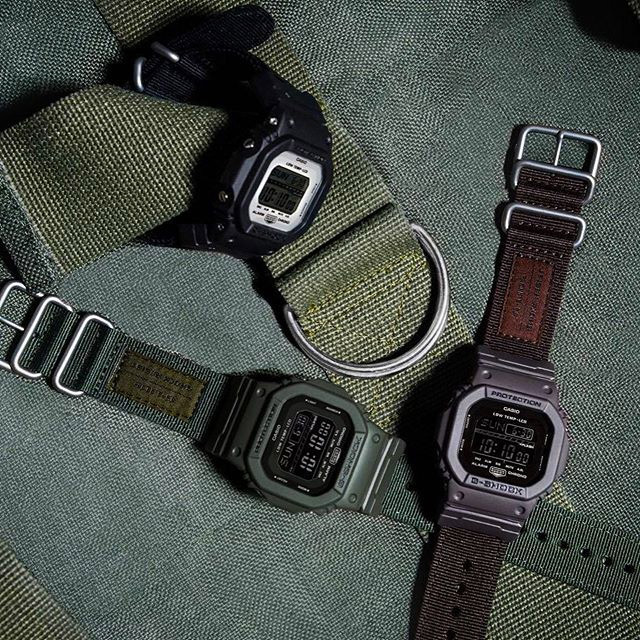 G-SHOCK GLS-5600CL-3E