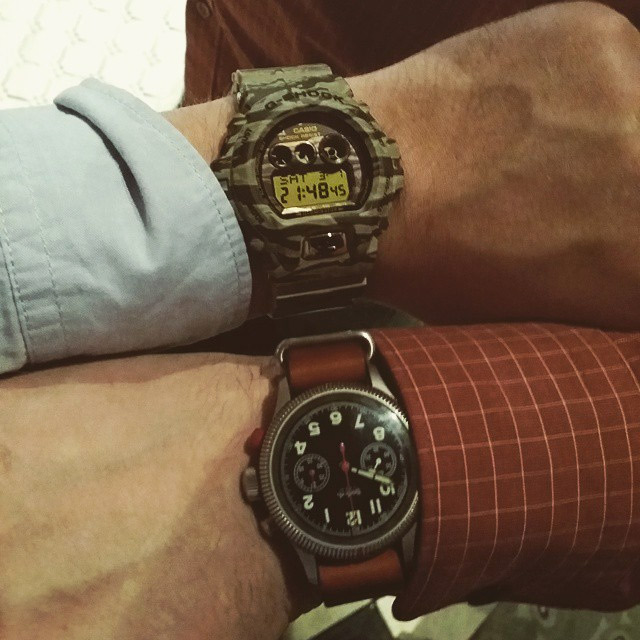 G-SHOCK GD-X6900TC-5E