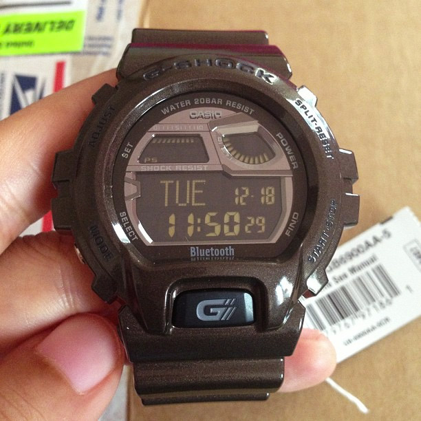 G-SHOCK GB-6900AA-5E