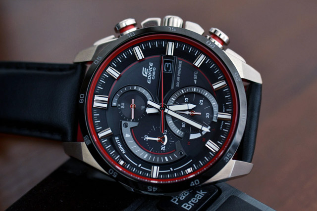 Casio Edifice EQS-600BL-1A