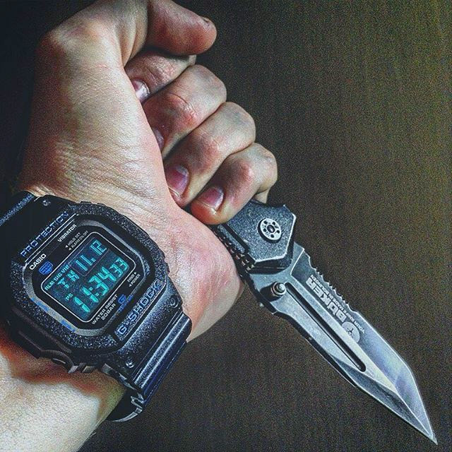 G-SHOCK GB-5600AA-A1E