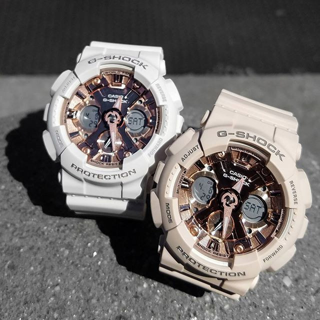 G-SHOCK GMA-S120MF-7A2