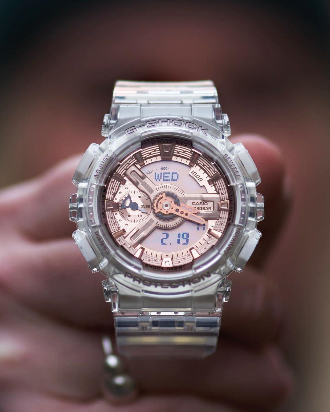G-SHOCK GMA-S110SR-7A