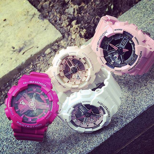 G-SHOCK GMA-S110MP-4A1