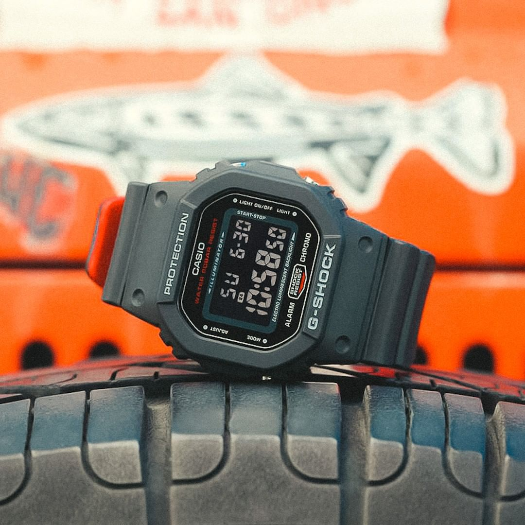 G-SHOCK DW-5600HR-1E