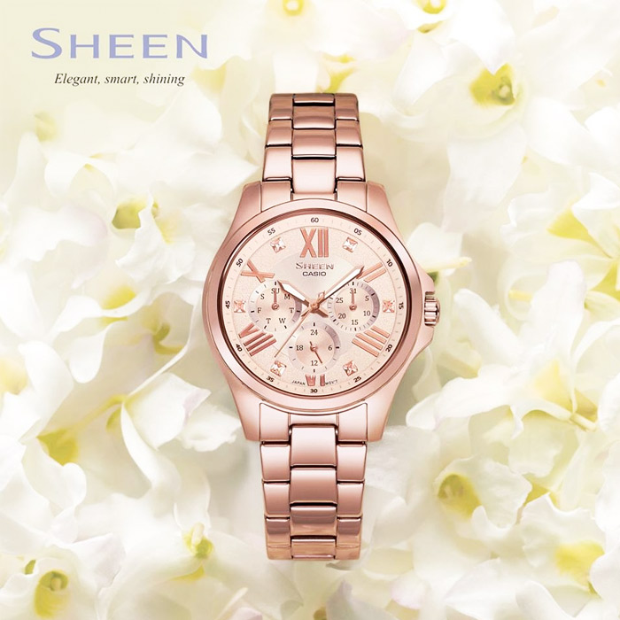 Sheen SHE-3806PG-9A