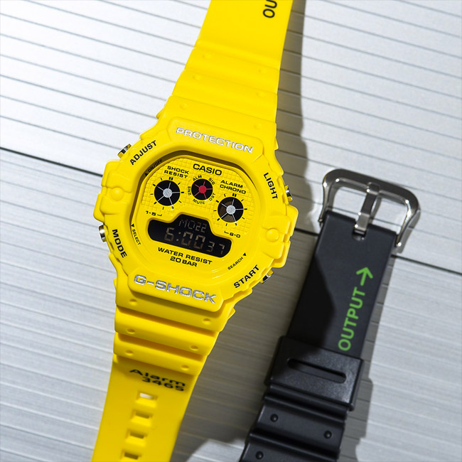 G-SHOCK DW-5900RS-9E