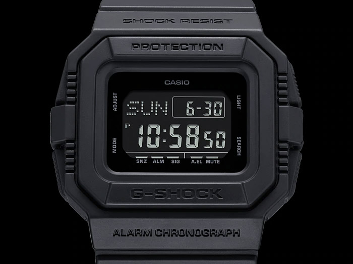 G-SHOCK DW-D5500BB-1E