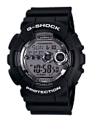 G-SHOCK GD-100BW-1E