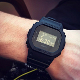 G-SHOCK DW-5600BB-1E