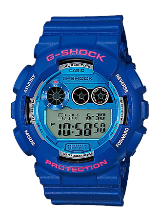G-SHOCK GD-120TS-2E