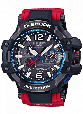 G-SHOCK GPW-1000RD-4A