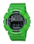 Часы G-SHOCK GD-120TS-3E