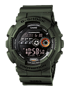 Часы G-SHOCK GD-100MS-3E