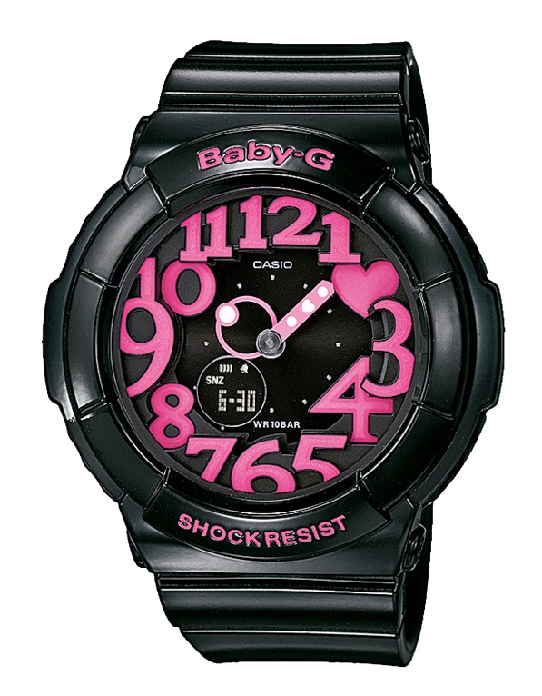 Часы CASIO BGA-130-1B