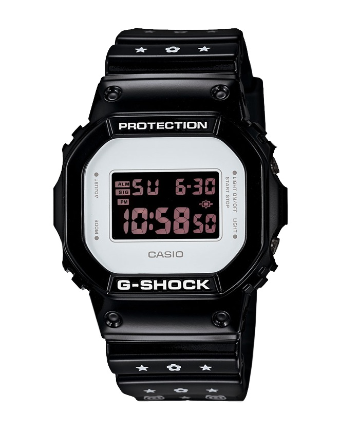 Часы CASIO DW-5600MT-1E
