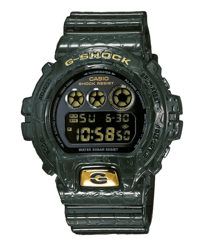 Часы CASIO DW-6900CR-3E