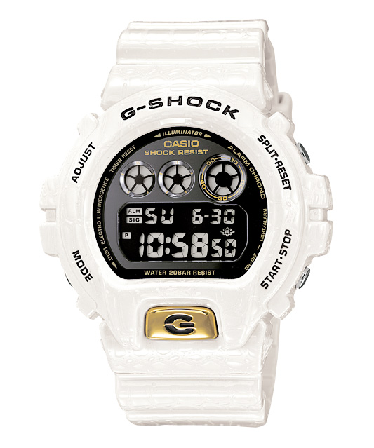 Часы CASIO DW-6900CR-7E