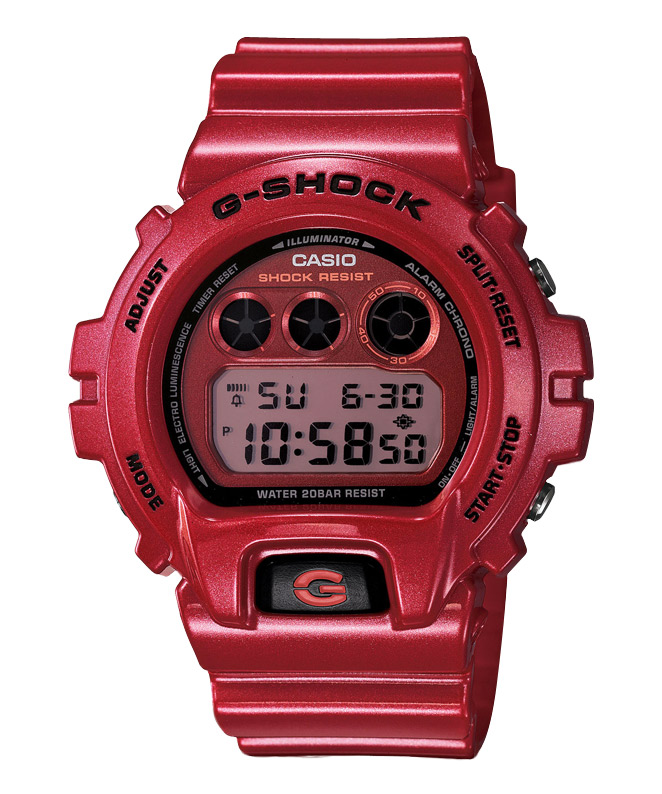 Часы CASIO DW-6900MF-4E