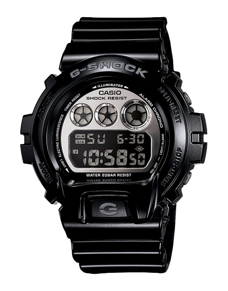 Часы CASIO DW-6900NB-1E