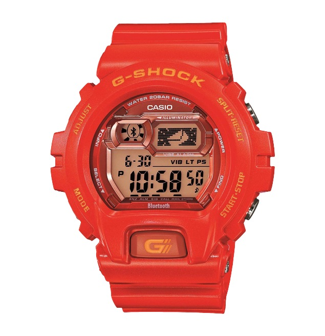 Часы CASIO GB-X6900B-4E