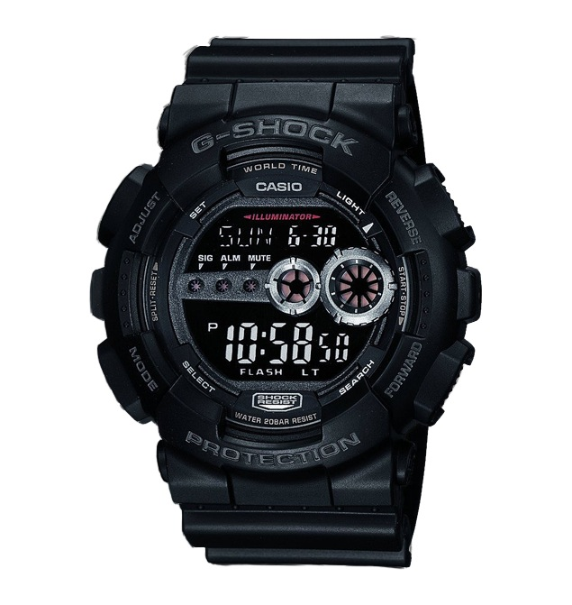 Часы CASIO GD-100-1B