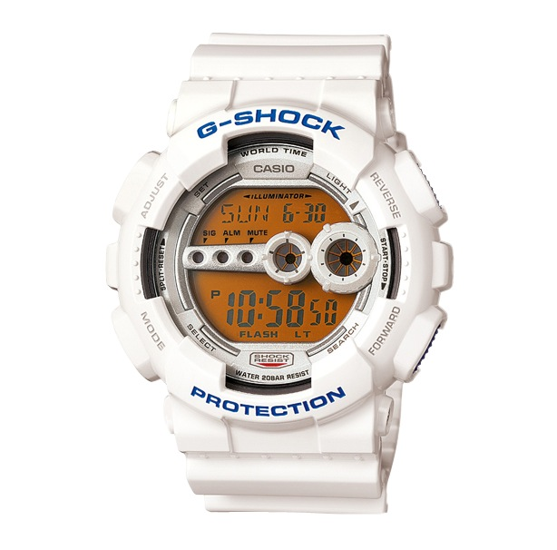 Часы CASIO GD-100SC-7E