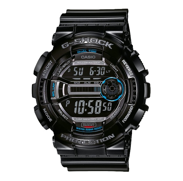 Часы CASIO GD-110-1E