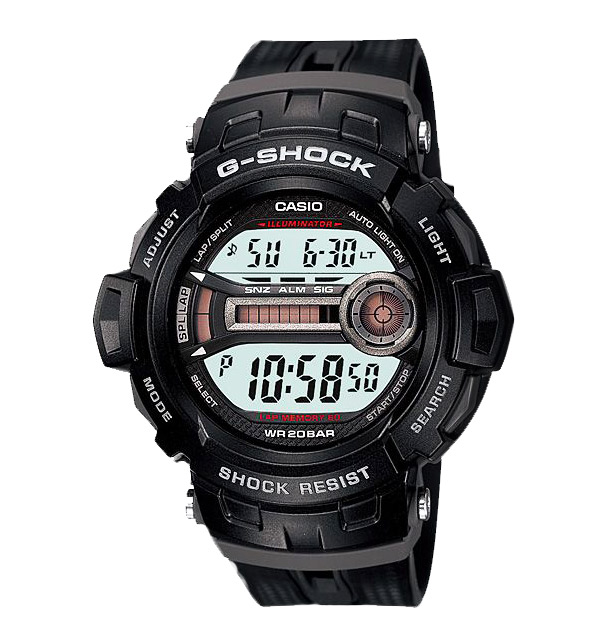Часы CASIO GD-200-1E