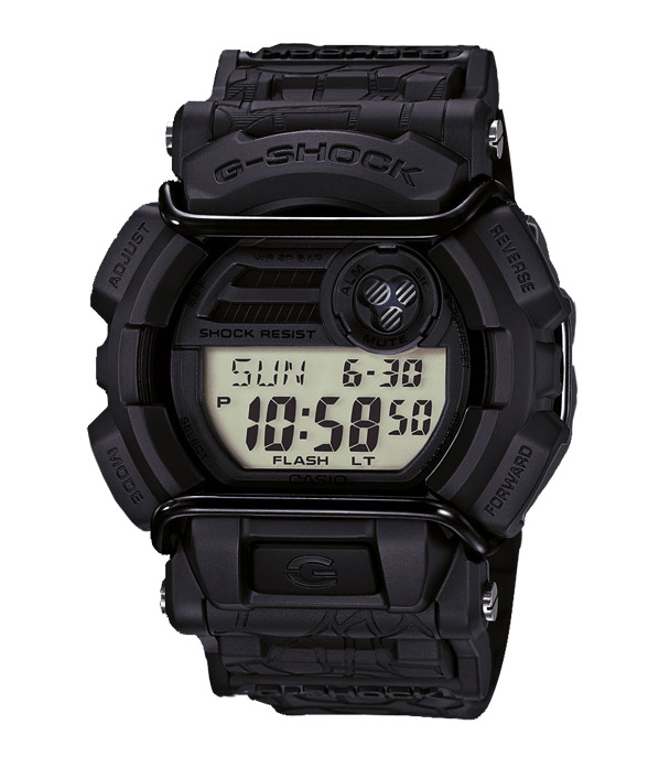 Часы CASIO GD-400HUF-1E
