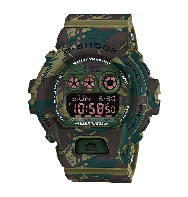 Часы CASIO GD-X6900MC-3E