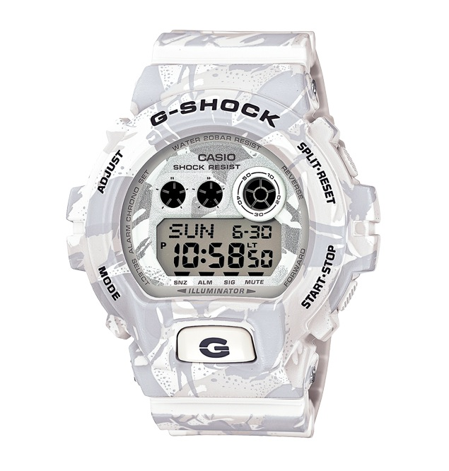 Часы CASIO GD-X6900MC-7E
