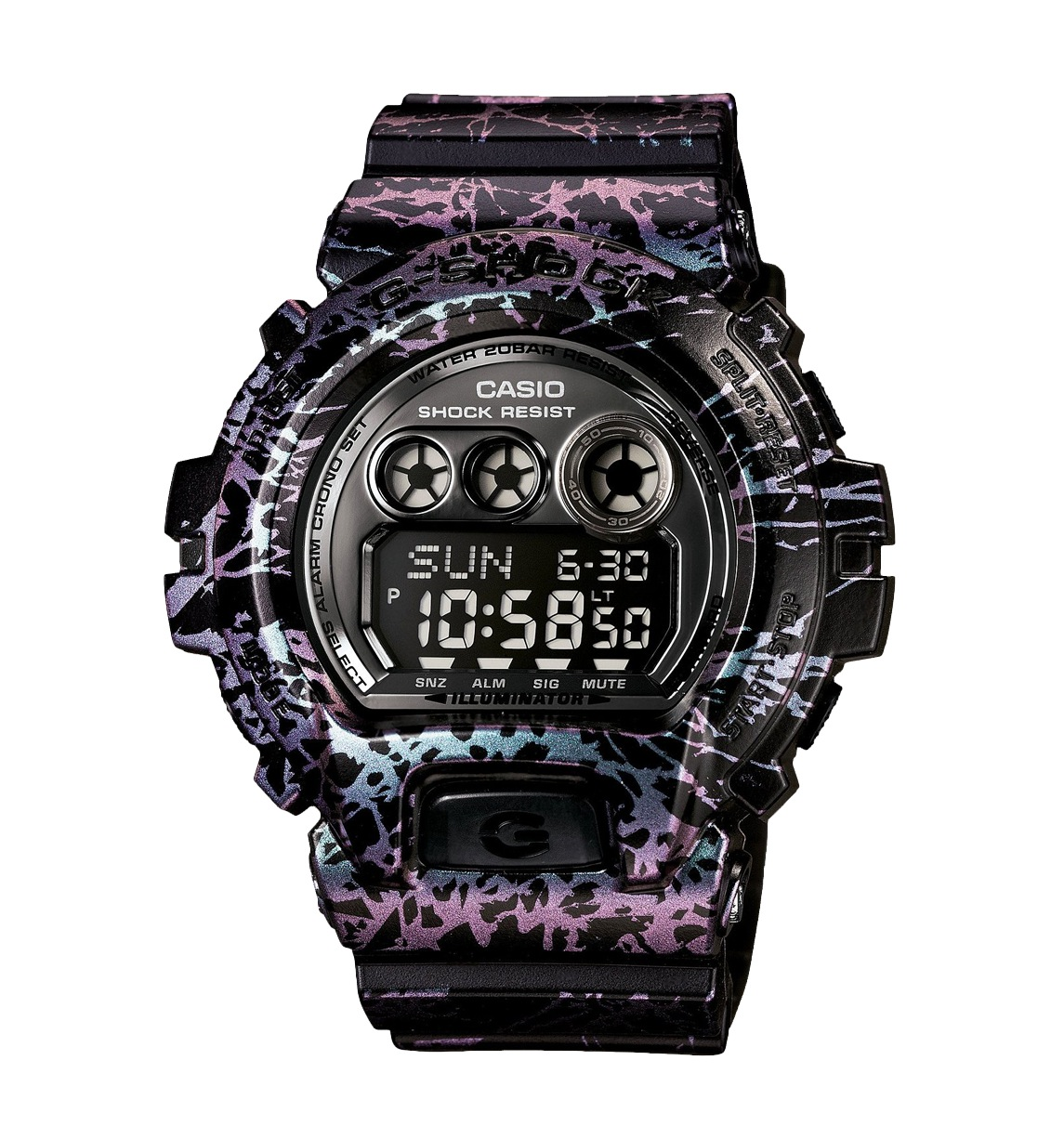 Часы CASIO GD-X6900PM-1E