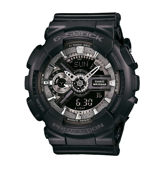 Часы CASIO GMA-S110F-1A