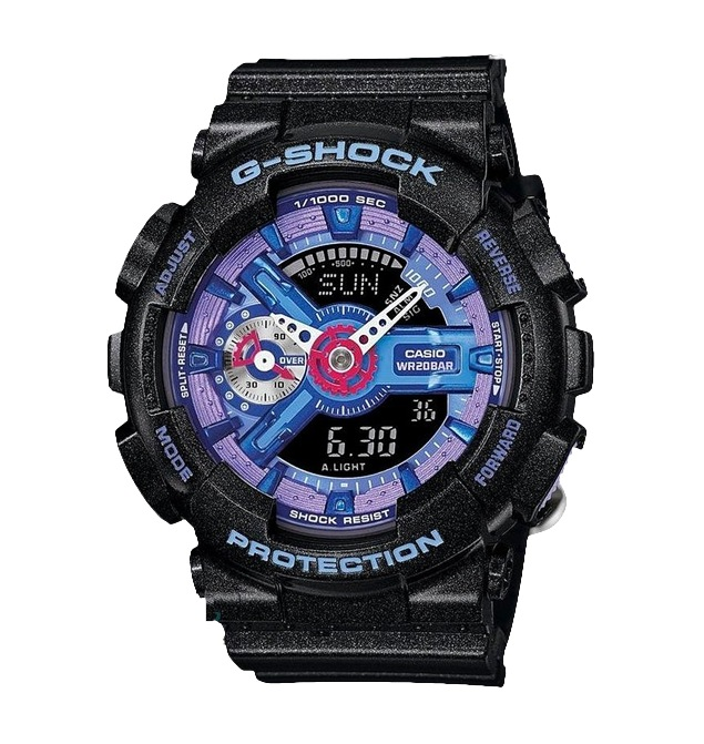 Часы CASIO GMA-S110HC-1A