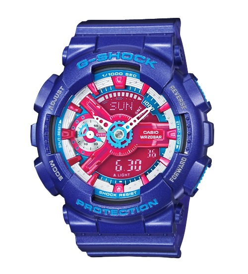 Часы CASIO GMA-S110HC-2A